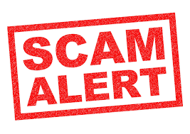 Bishop Johnson's E-mail Scammed