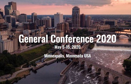 General Conference 2020 Petition Submission Process Opens