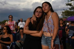 Mass shootings prompt prayer, action