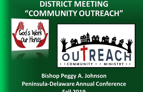 Bishop's Day on the District Presentation