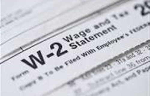 Preparing W-2s for Clergy